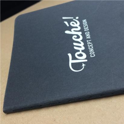 Moleskine Cahier schrift bedrukt met eigen logo