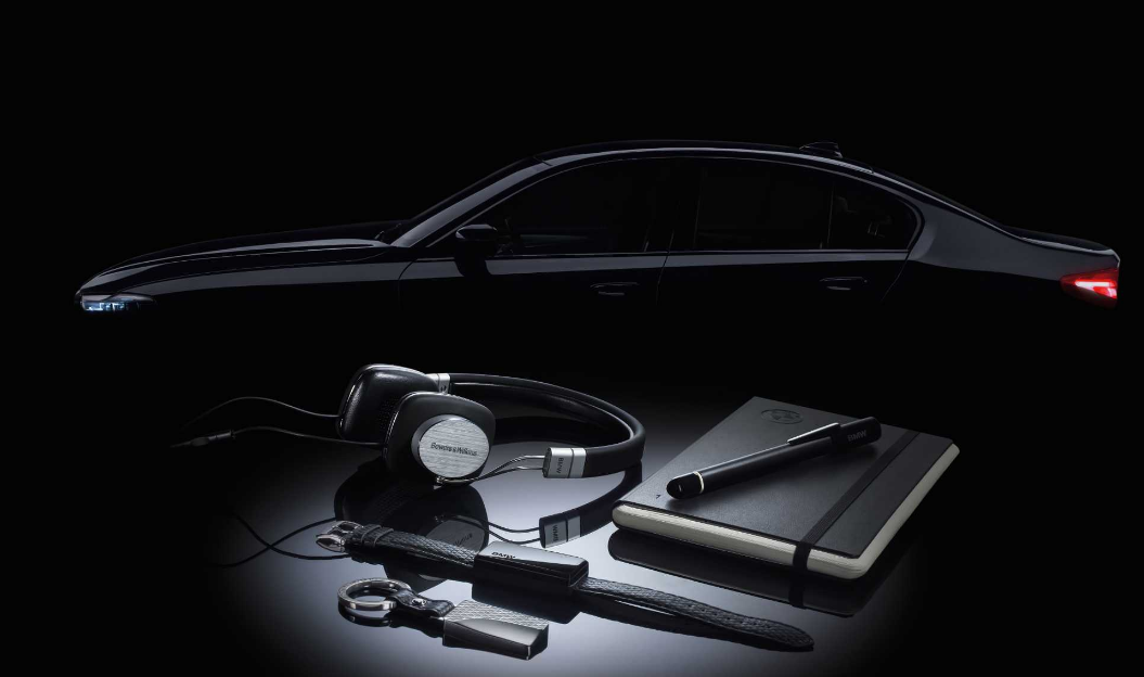 Smart Writing Set Moleskine for BMW
