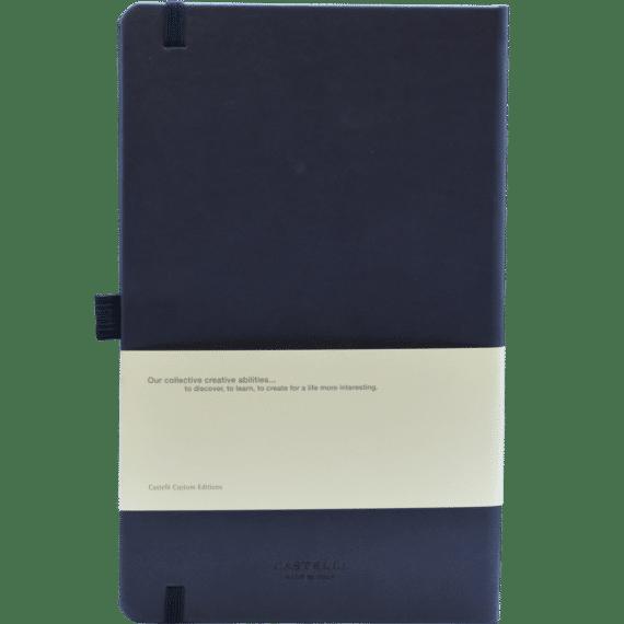 Castelli Soft Touch Donkerblauw 479_achterzijde
