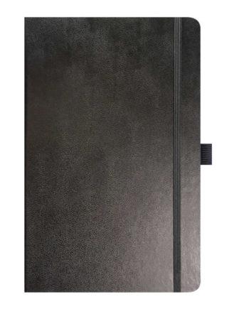 Castelli notitieboek zakelijk zwart