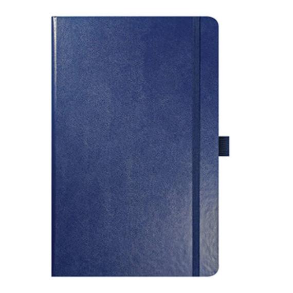 Castelli notitieboek blauw