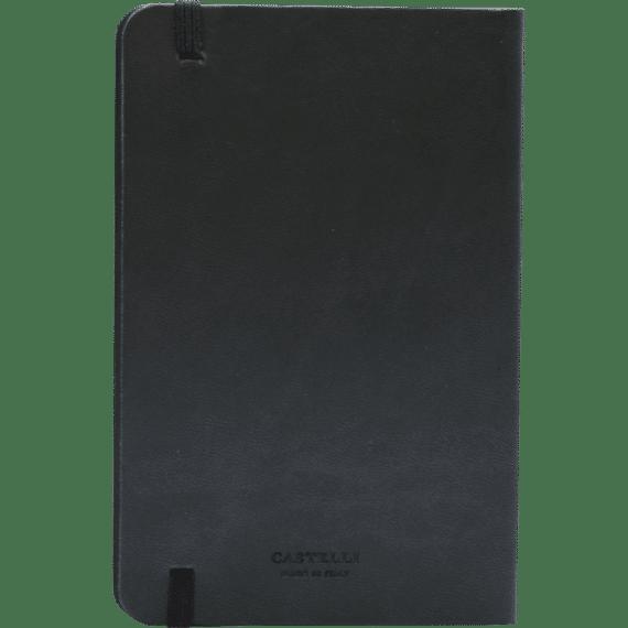 Castelli flexibel zwart 388 achterzijde